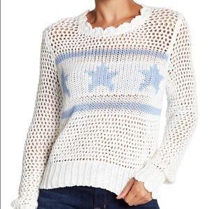 Wildfox brinne starshine sweater S
